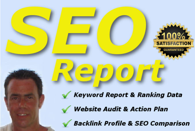 I will deliver a premium SEO report and action plan in 24hours