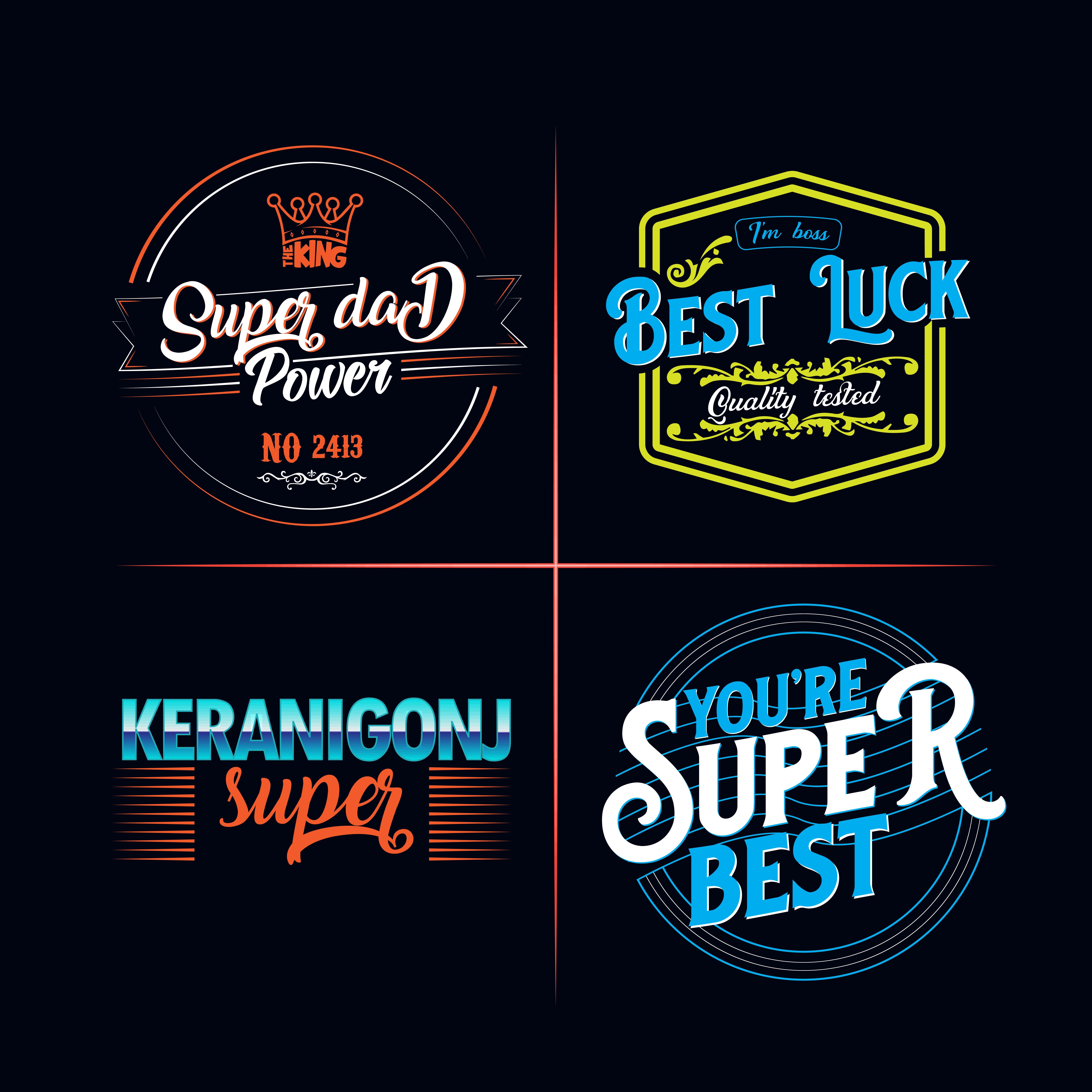 Design you Unique Vintage Logo