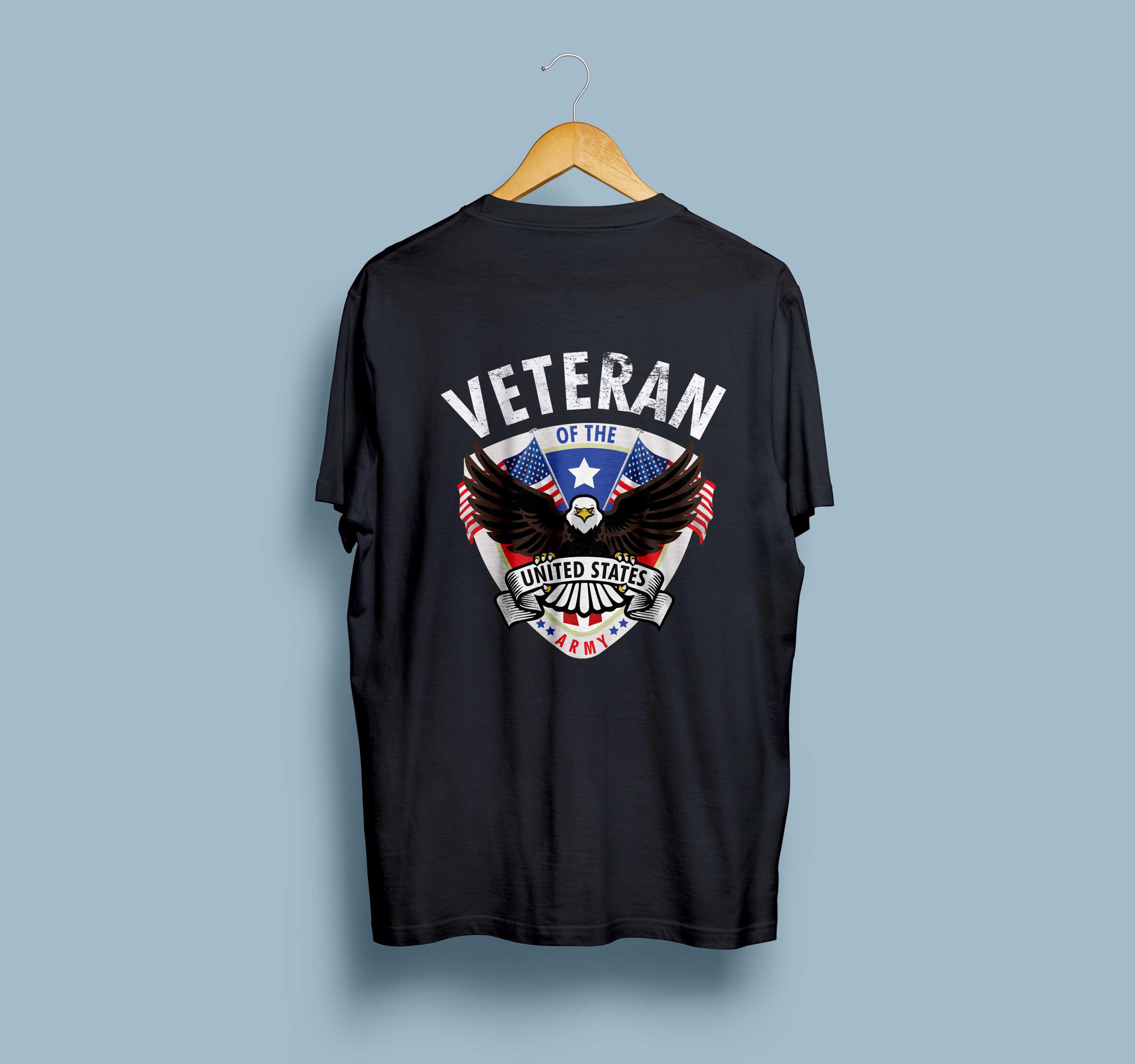 I will create eye catching t shirt design