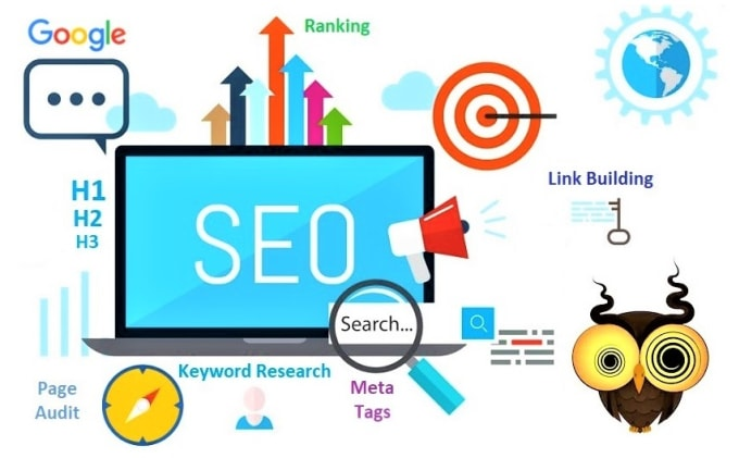 I will provide complete SEO services for your website