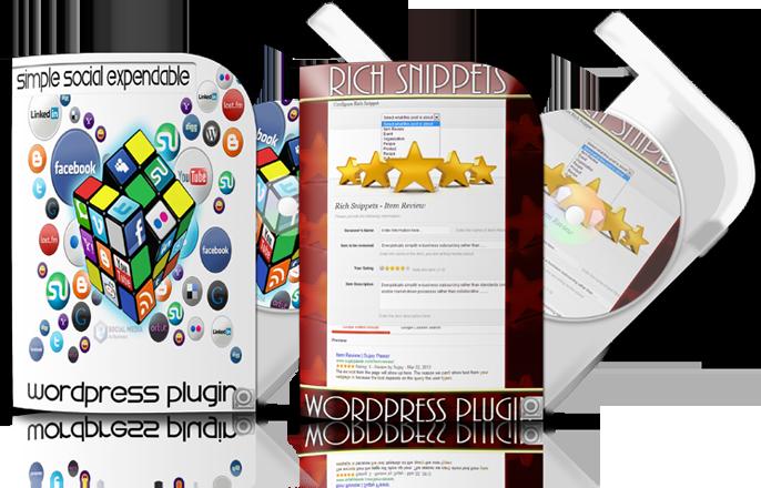 Simple Social Expandable plugin,  Google follow plugin is fully customizable