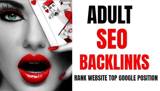 Get 100+ Unique Permanent Pr9 High DA PA Dofollow Backlinks For Traffic Adult/Casino/Dating Sites
