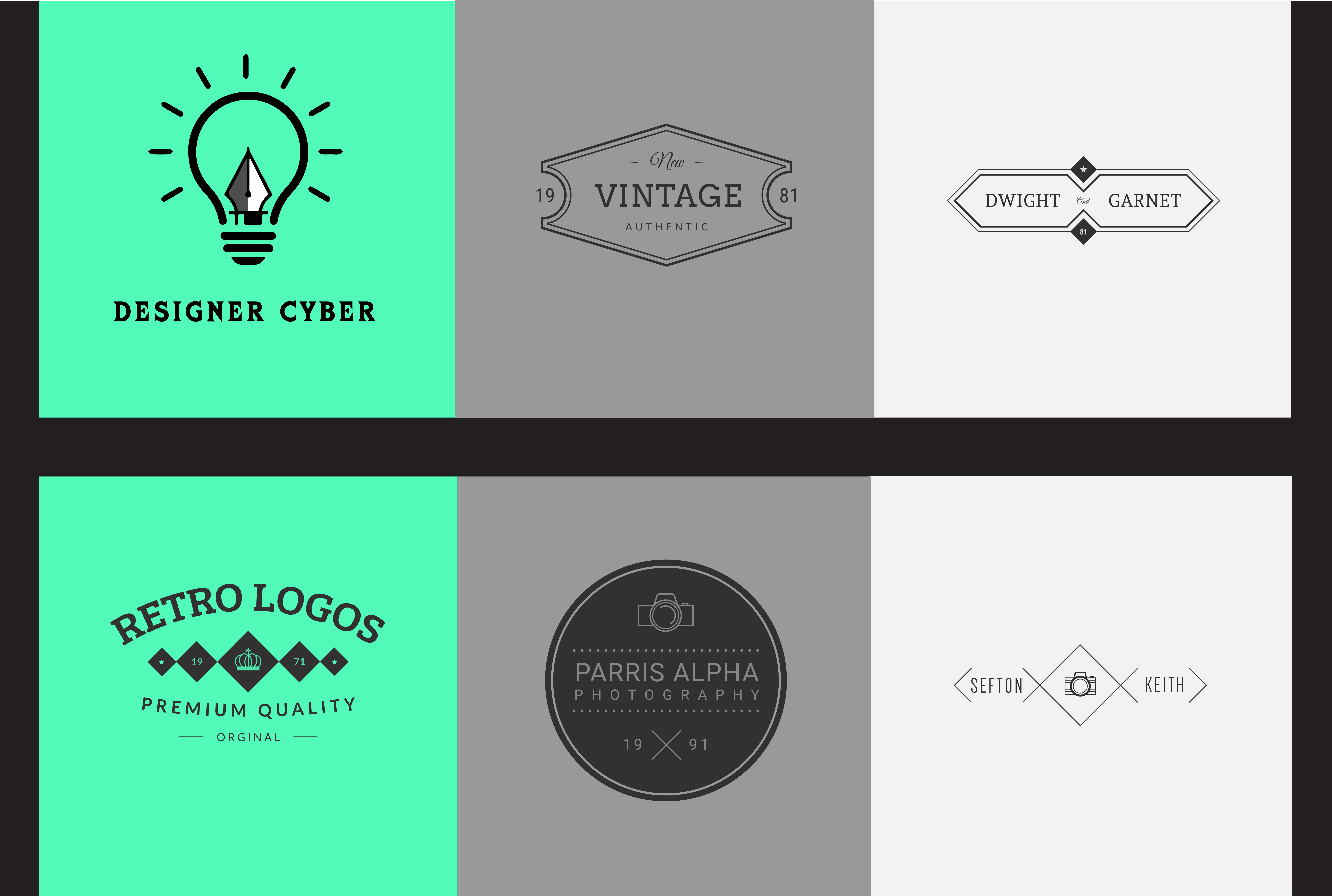I will update or create professional logo in 24 hours