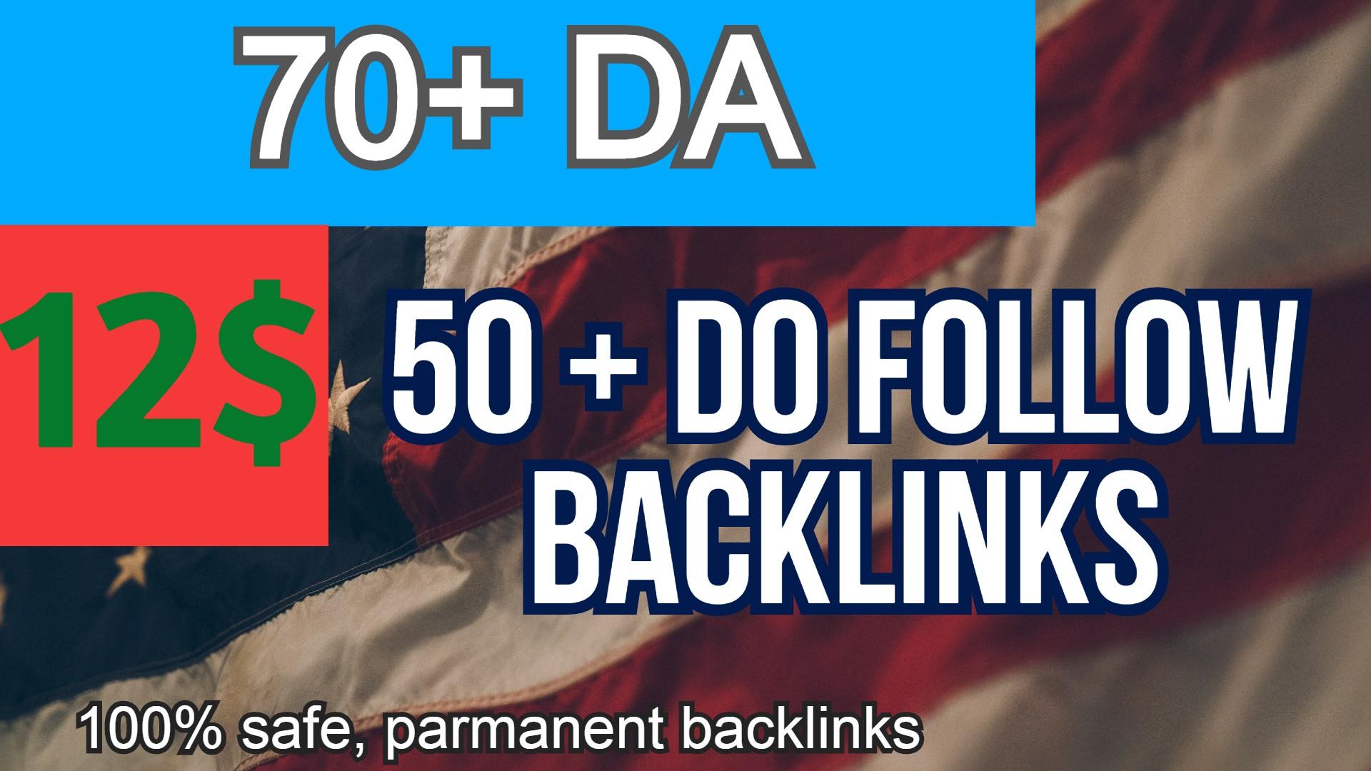 I will do Build 1 DA 70+ Ultimate Powerful PBN Homepage BACKLINKS