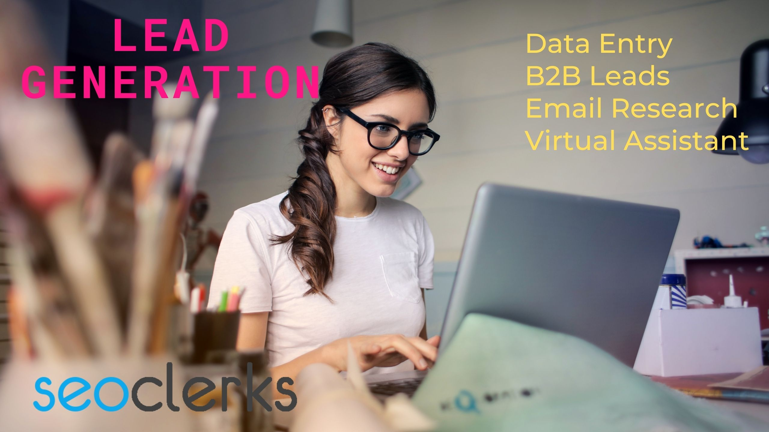 I will be your virtual assistant for data entry and web research perfectly
