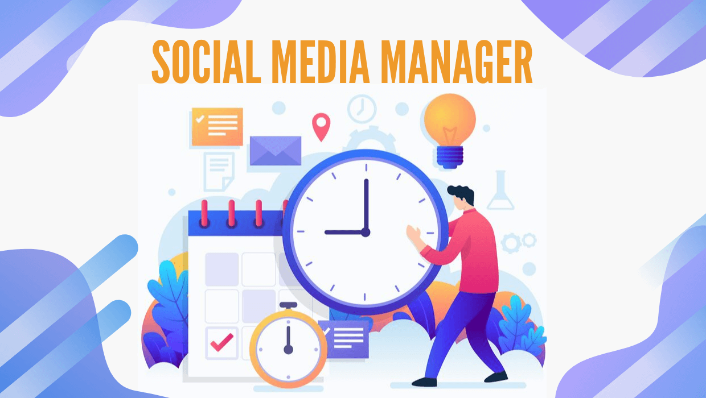 I do your professional social media manager