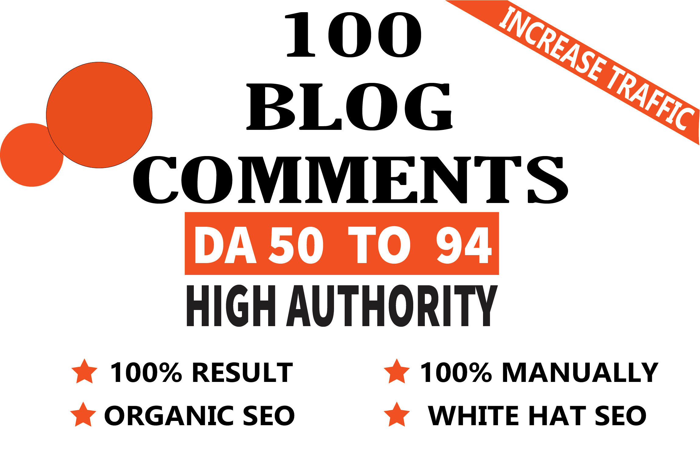 100 High Quality Blog Comments