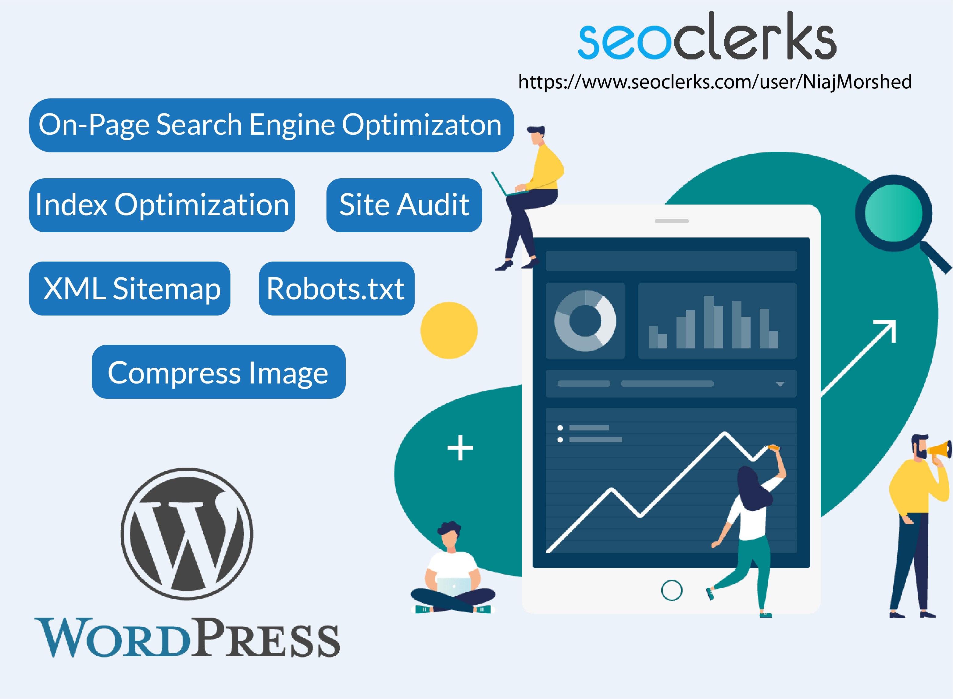 I will do expert Yoast SEO for your WordPress website
