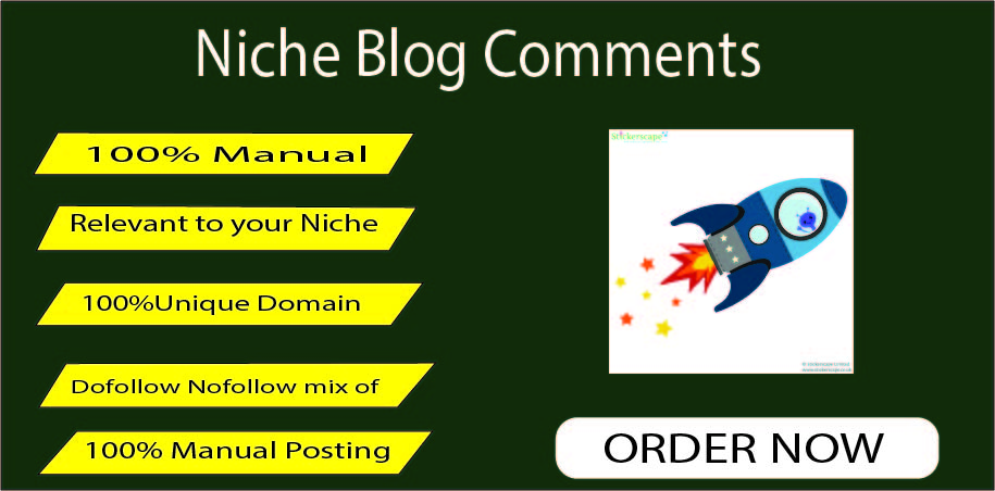 I will Create 40 high quality niche blog comments backlinks Best for Your SEO