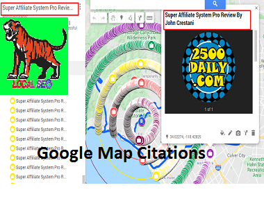 I will do Google map Citations to boost GMB local seo