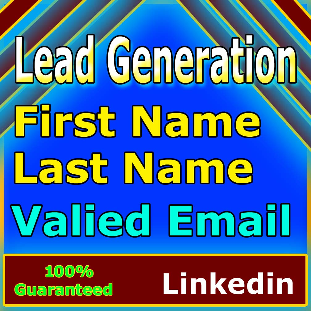 I will provide highest amount b2b lead generation Of your business Project.