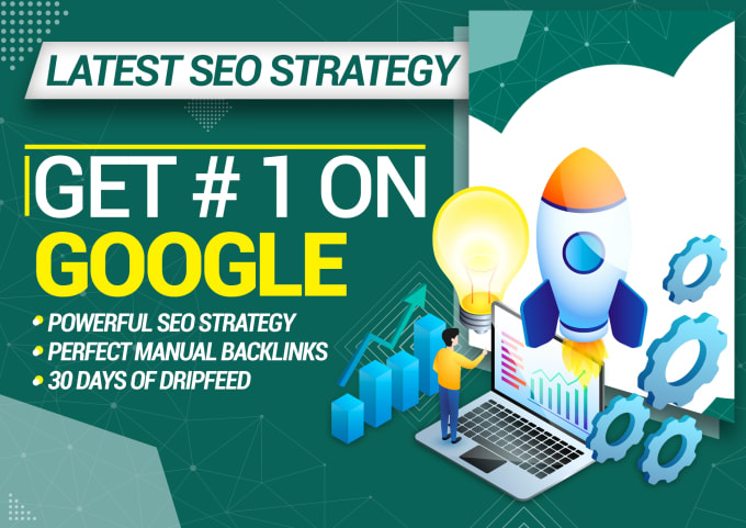 I will make monthly off page SEO for any website ranking