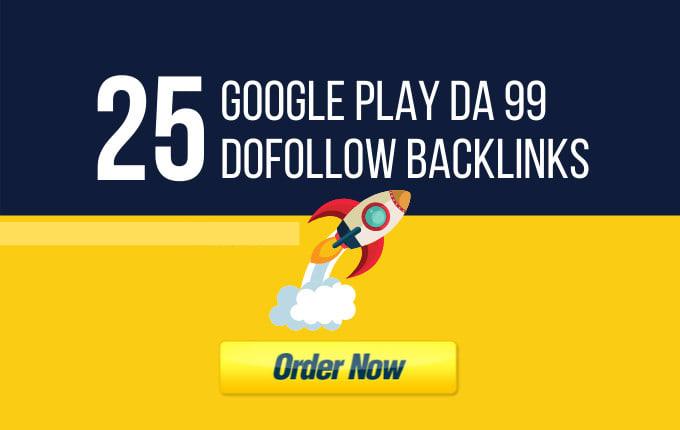 BUY 3 GET- 1 FREE 25 High DA 80+ SEO Backlinks For Increase Your Google Ranking