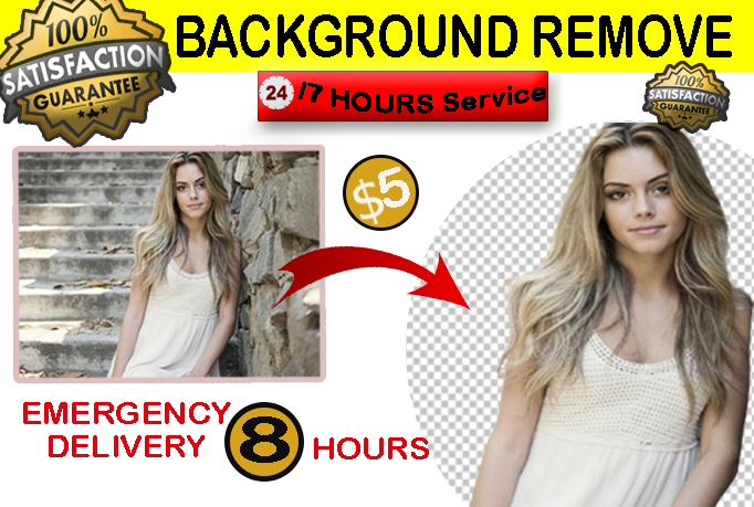 I will do Amazon Product background remove and image Resize