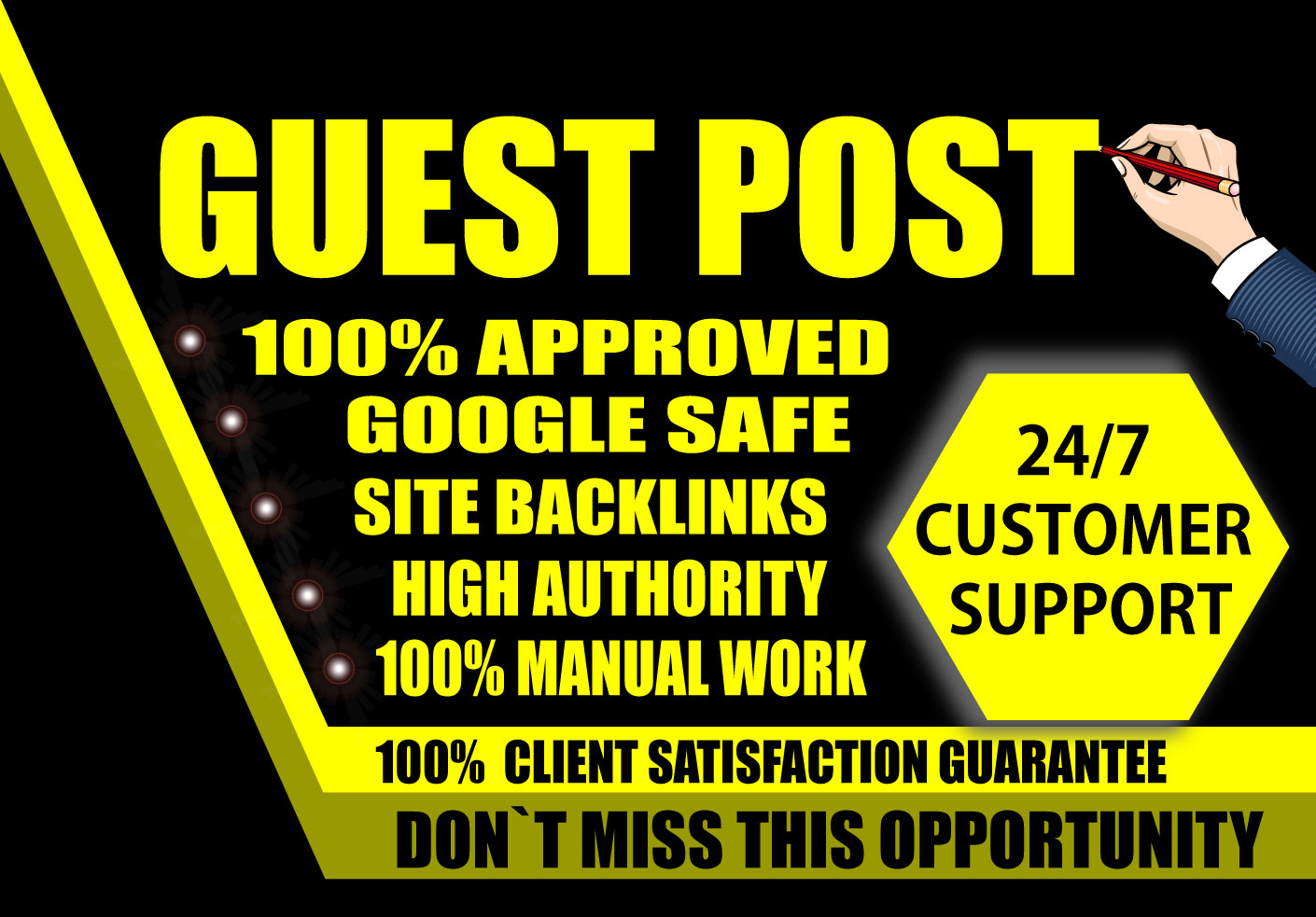 I Write And Publish 4 Dofollow Guest Post On High Quality DA 65+ Website