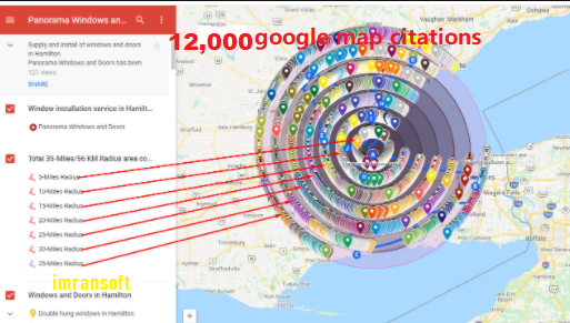 I will do 12,000 accurate google map citation for your local seo.
