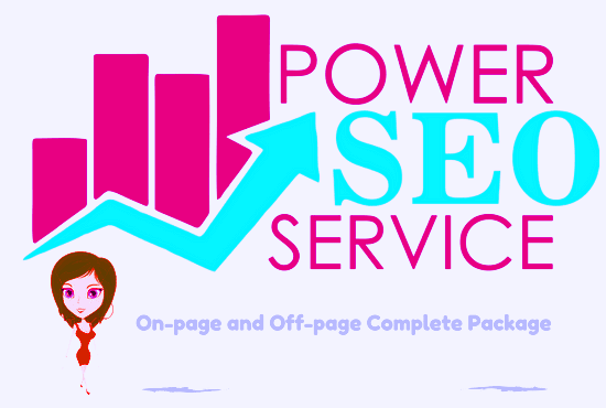 Rank Your website on Google 1st Page SEO Package