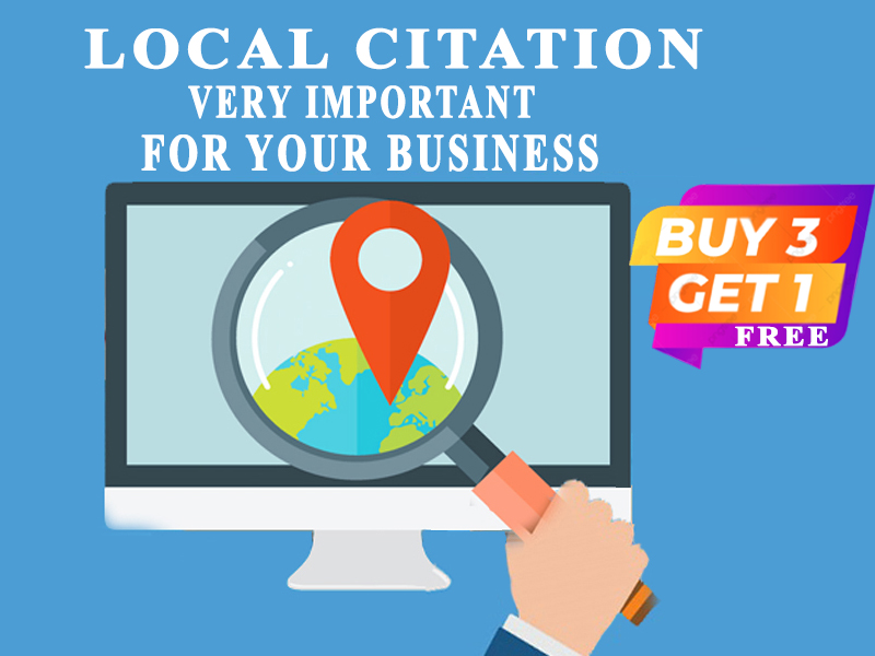 I will create 10 USA Local Listing Citation for your Business