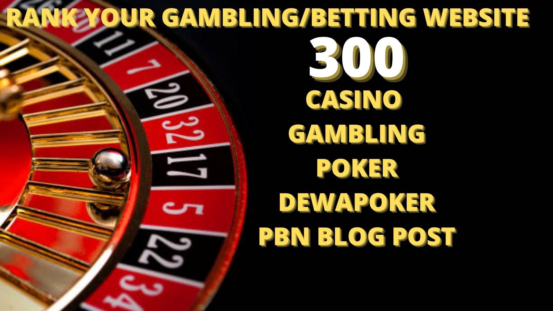 permanent 300 casino/poker/gambling/joker/judi bola web2.0 unique related site