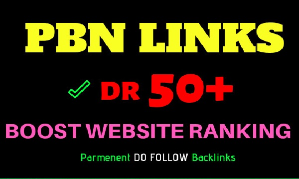 Create 5 HomePage Google News Approved PBN Backlinks &ndash Dofollow high Quality Backlinks