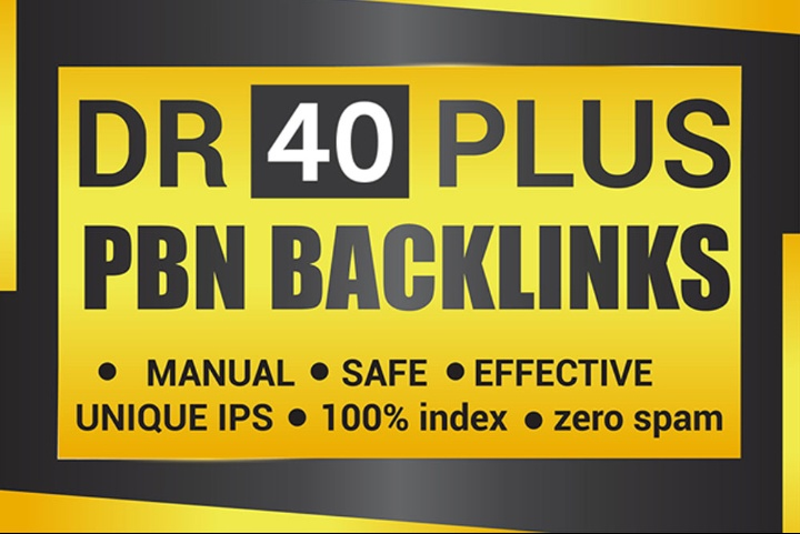 Build 10 High Quality Dofollow DR 40+ to 60 Casino,  JudiPoker,  Gambling High Quality PBN Backlinks