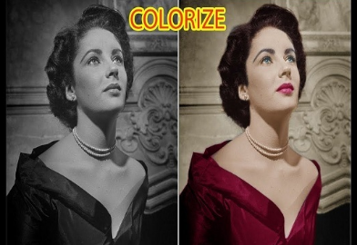 Restore and Colorize Old Images Photo editing within 24hours
