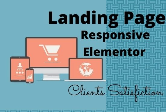 I Will create and design your responsive wordpress website