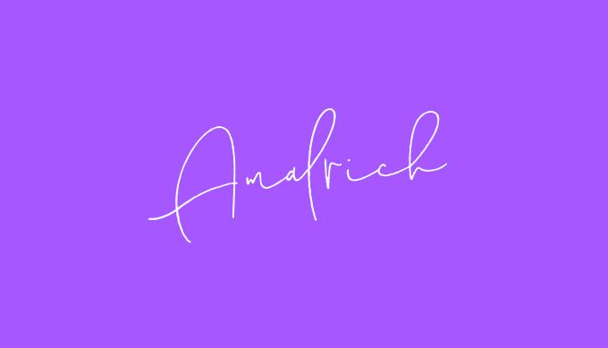 I will design luxury signature logo