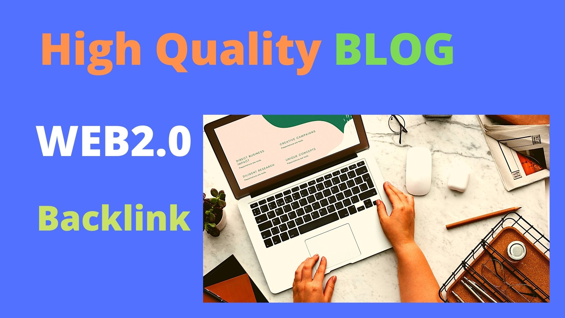 I will create 10 manually web 2 0 super blogs with login contextual backlinks