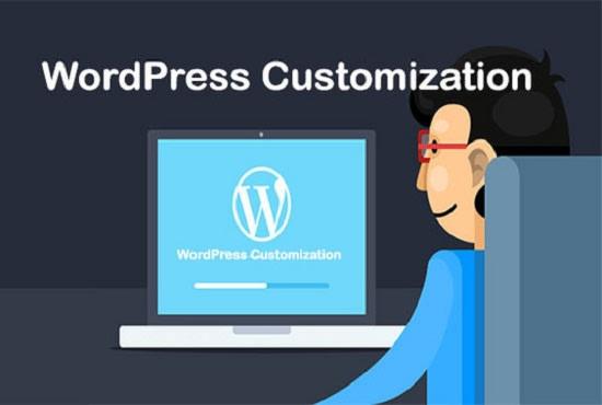 I will fix,  create and design a wordpress website