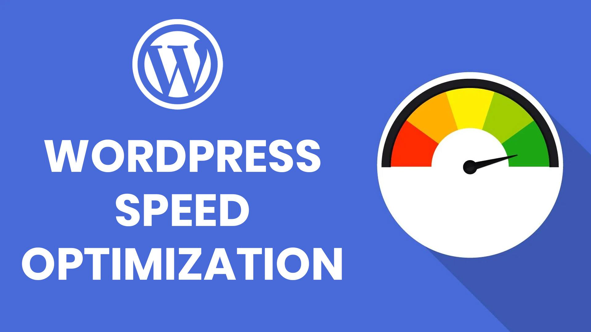 I will do Wordpress website speed optimization and improve page speed