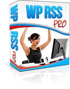 WP RSS PRO HiGH Ranking Site Seo software Pro WP