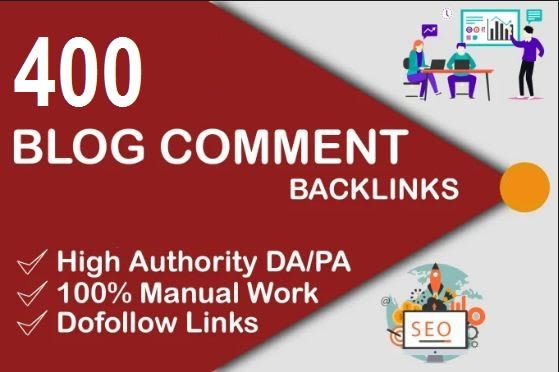 Create Manually 400 dofollow Blog Comments Backlinks