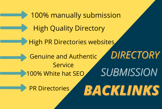 I will provide manually HQ directory submission