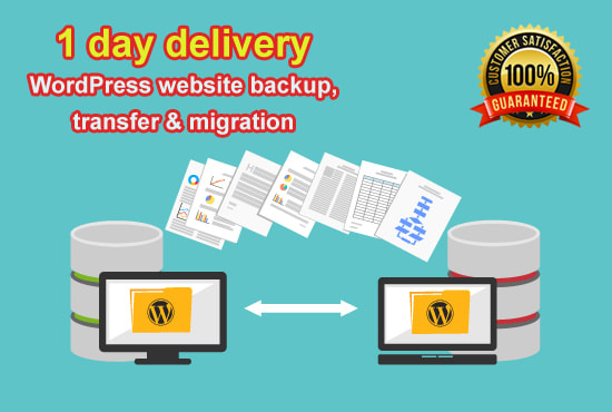 I will migrate your wordpress website to new host or domain