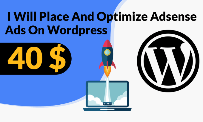 I will place and optimize google adsense ads on your wordpress site