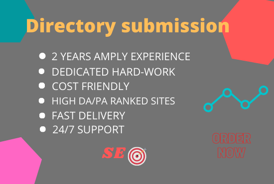 I will do 70 do-follow directory submission manually