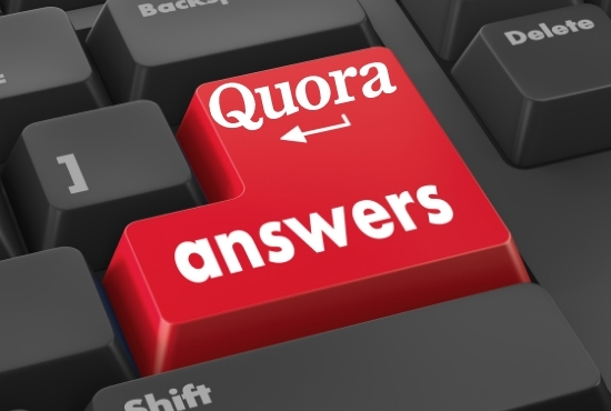 I Will Provide 10+ HQ Quora Answer And Guaranteed Traffic To Promote Your Website