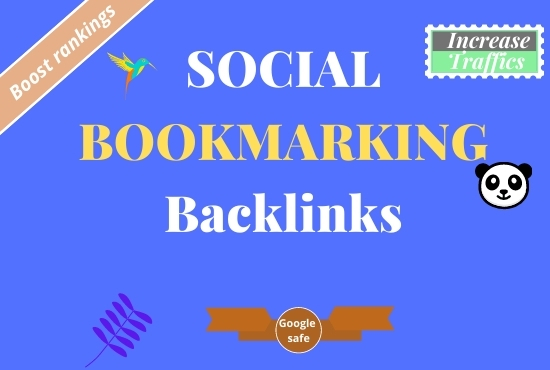 I will do High-quality DA PA 25 Social Bookmarking Backlink