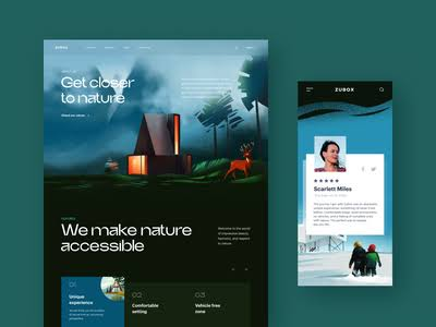Clean and Responsive Website with free Domain & Hosting
