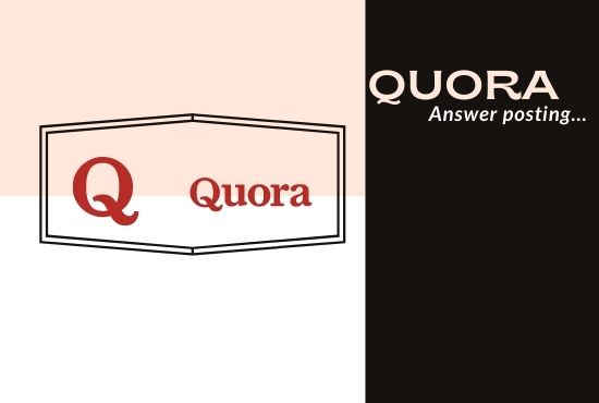Get 5 High quality quora answers with backlink for your website