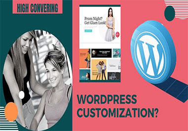 create responsive landing page or squeeze page using elementor pro