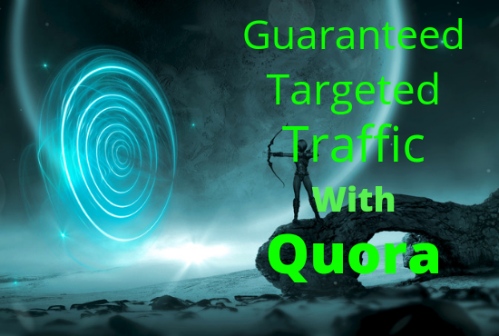 promote your website whith 20 quora answer