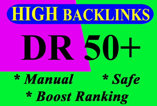 I will 10 PBN DR 50+Permanent HomePage high quality PBN Dofollow Backlinks
