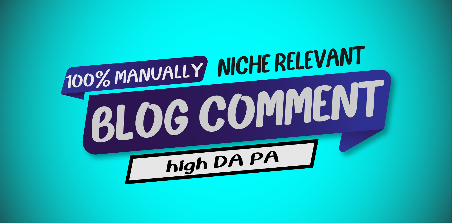 50 niche relevant blog comment create manually