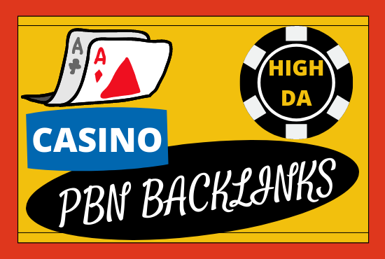 Get 40 casino gambling poker betting safe and high quality pbn backlinks for ranking