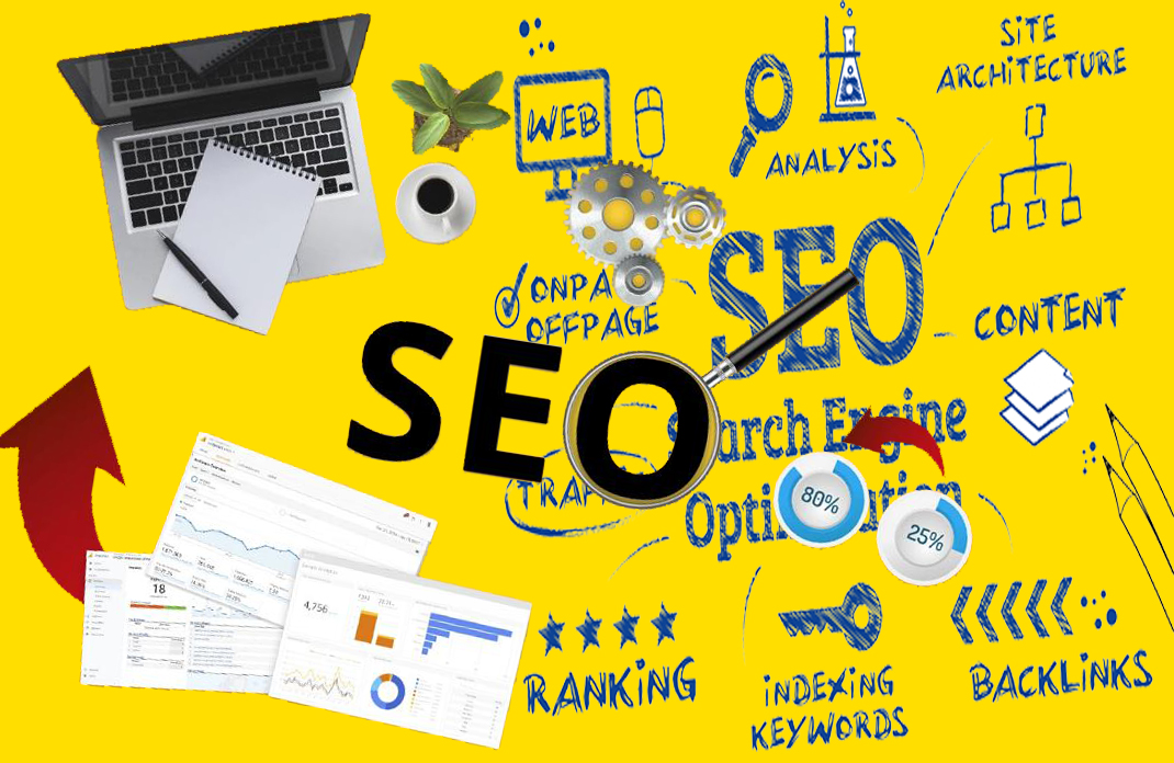 I will create a full SEO campaign by backlinks for website ranking