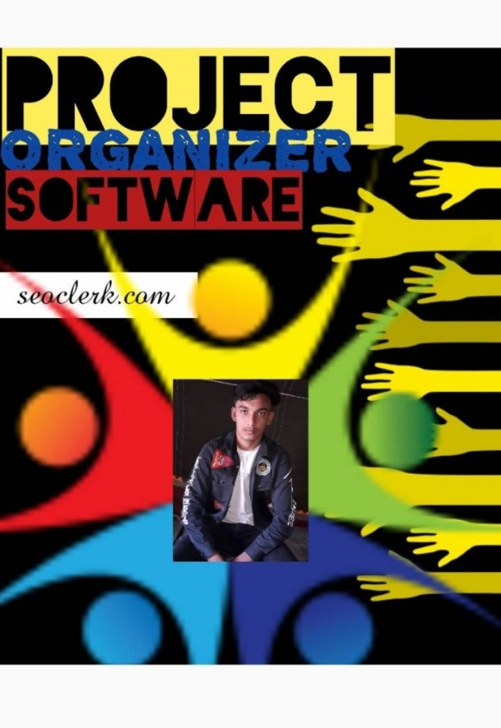 Project organizers software for your any project he will organize