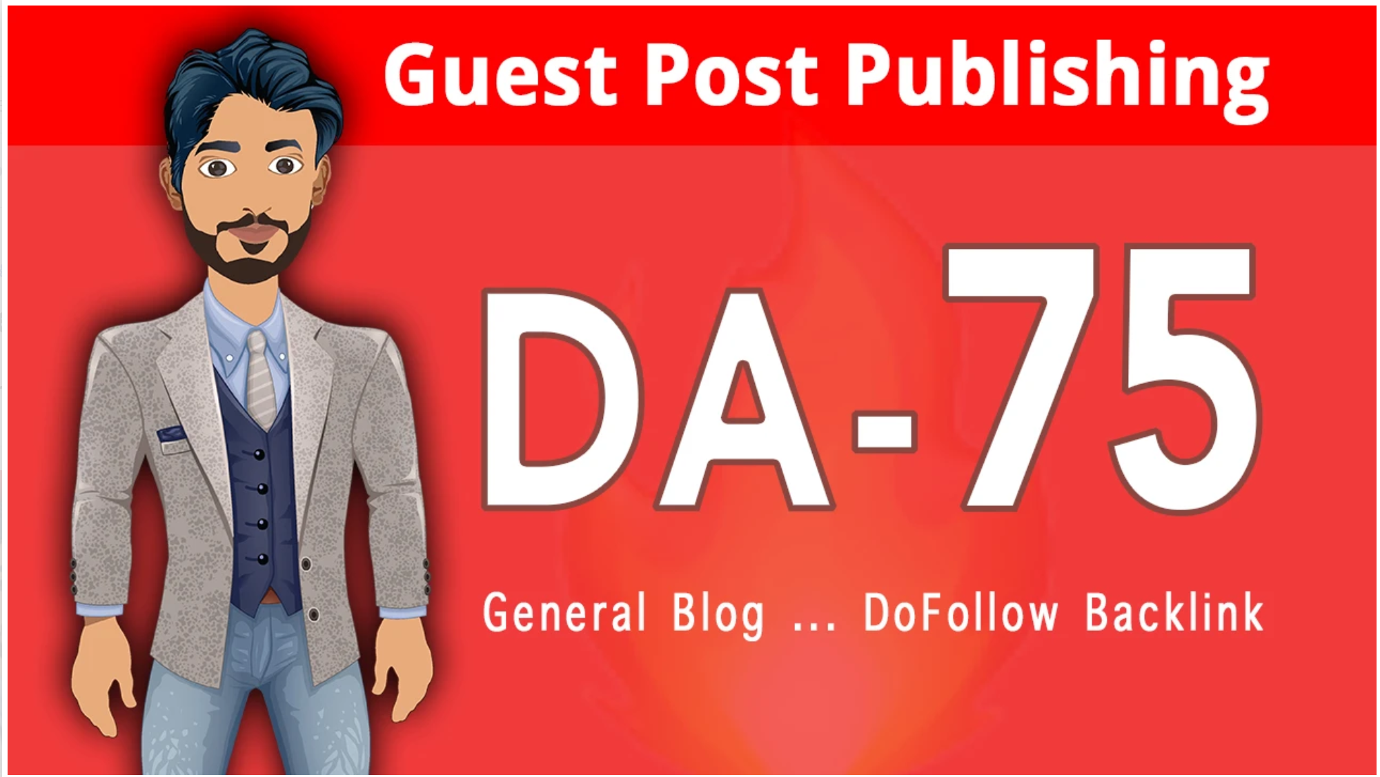 guest post on da 75 blog within 24 hours