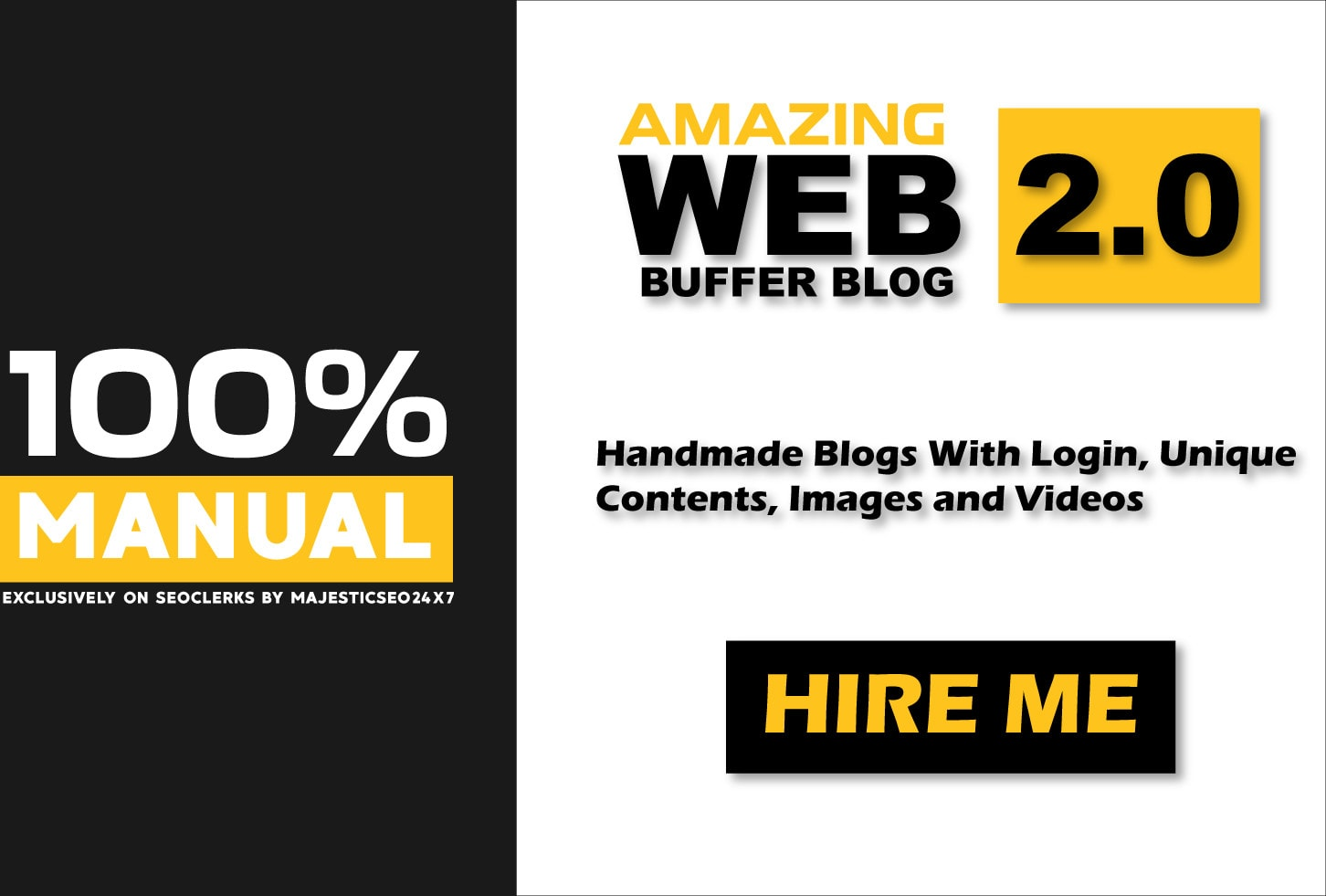 create 25 amazing web 2 0 blog properties with login details